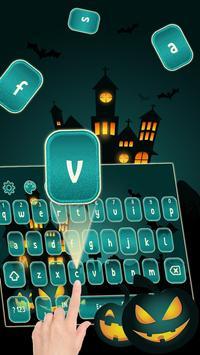 Halloween Night Keyboard 2017 screenshot 1