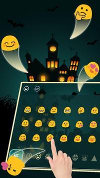 Halloween Night Keyboard 2017 screenshot 2