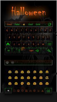 Halloween Night keyboard Theme apk screenshot