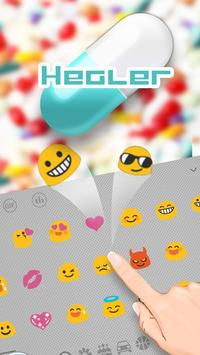 Healer Keyboard apk screenshot