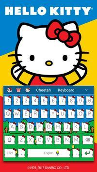 Hello Kitty Theme ポスター