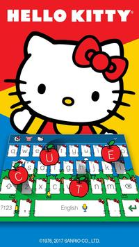 Hello Kitty Theme スクリーンショット 1