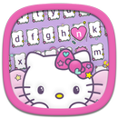 Hello Kitty Keyboard Theme APK