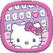 Hello Kitty Keyboard Theme アイコン