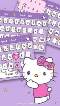 Hello Kitty Keyboard Theme For Android Apk Download