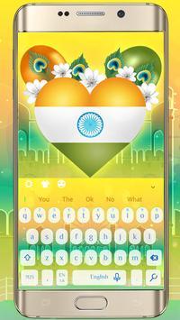 Indian castle keyboard apk screenshot