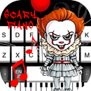 IT Clown Scary Piano Keyboard icon