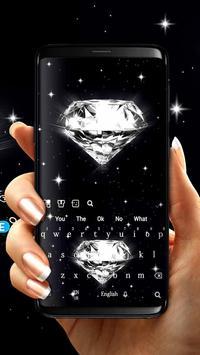 3D Live Diamond Keyboard screenshot 1