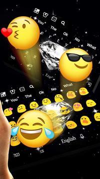 3D Live Diamond Keyboard screenshot 2