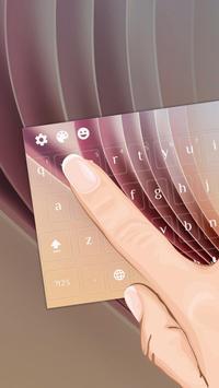 Keyboard for Samsung Galaxy S6 apk screenshot