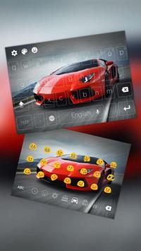 Fast Speed F8 Keyboard poster