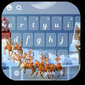 Christmas Eve Keyboard Theme icon