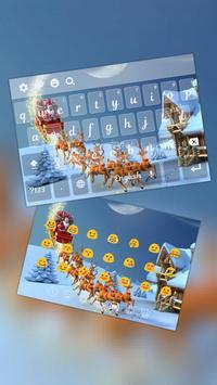Christmas Eve Keyboard Theme poster