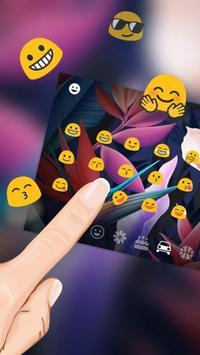 Beauty Theme for Huawei Mate 10 Keyboard apk screenshot