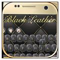 Black Leather Noble Keyboard