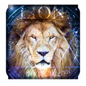 King Lion(Leo) Keyboard Theme icon