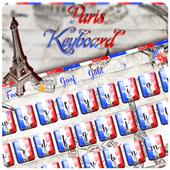 Paris Keyboard icon