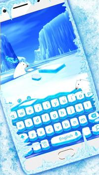 Ice Arctic keyboard screenshot 1