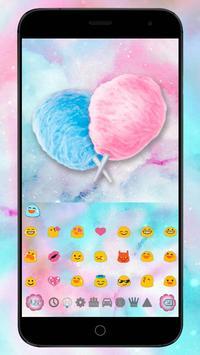 Sweet Cotton Candy keypad screenshot 2