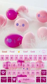 Cute Pink Smiles Keypad screenshot 5