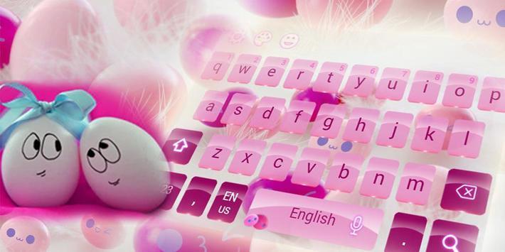 Cute Pink Smiles Keypad screenshot 6