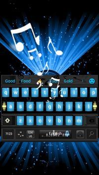 Music dynamic DJ to play disc keyboard theme screenshot 1