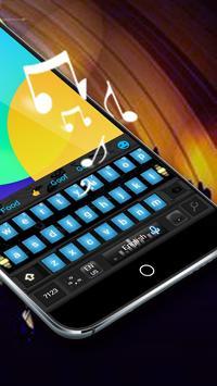 Music dynamic DJ to play disc keyboard theme screenshot 2