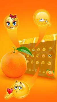 Fresh Orange Typewriter screenshot 2