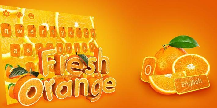 Fresh Orange Typewriter screenshot 4