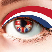 The United Kingdom Flag Keyboard Theme icon