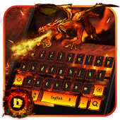 Floor is Lava Space Keyboard icon