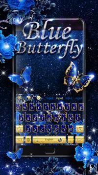 Shiny Butterflies poster