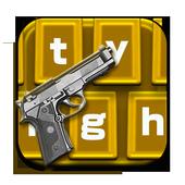 Golden Age Keyboard Theme icon