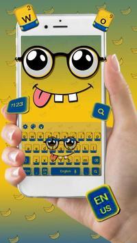 Mini Friends Keyboard Theme poster