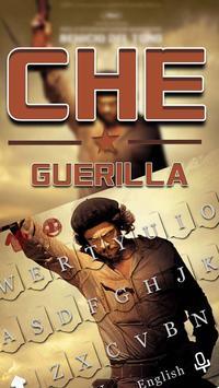 Che Guevara keyboard  Che Guevara theme poster