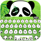 Panda keyboards icon