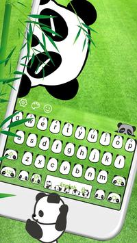 Panda keyboards apk screenshot