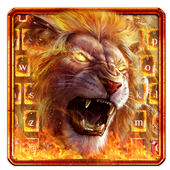 Roaring Lion Keyboard Theme icon