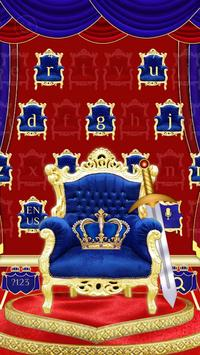 Sovereign Royal Throne Keyboard Theme poster