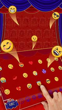 Sovereign Royal Throne Keyboard Theme apk screenshot