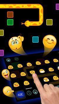 Snake Color Box Keyboard Theme screenshot 1