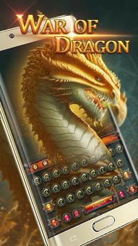 War of dragon poster