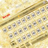 Crystal Jade Jade Clean Keyboard Theme icon
