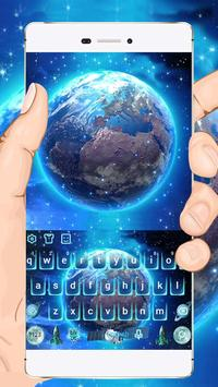 Dreamy Earth Natural Keyboard screenshot 2