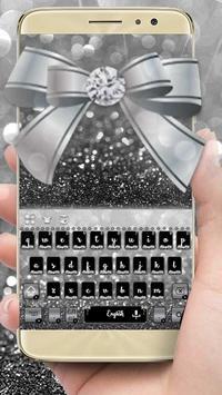 switch Color Black Glitter Bow apk screenshot
