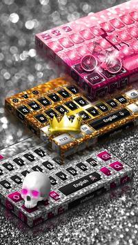 Paris Silver Keyboard screenshot 3