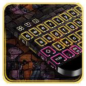 Neon Club Keyboard icon