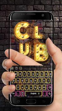 Neon Club Keyboard screenshot 3