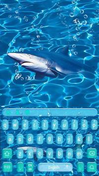 Ocean Shark Keyboard screenshot 3