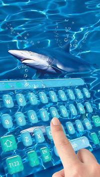 Ocean Shark Keyboard screenshot 1